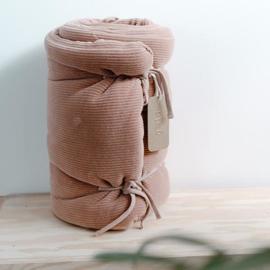 Box/ bed omrander blad velvet arabe