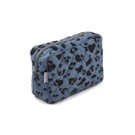 Claudia toiletry bag leo blue wave - Liewood