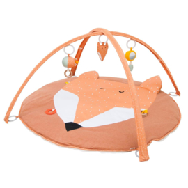 Activity play mat with arches Mr. Fox - Trixie