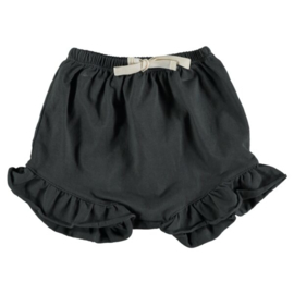 Anthracite cotton bloomer