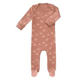 Pyjama met voet birds