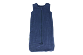 Simon sleeping bag denim - Heart of Gold
