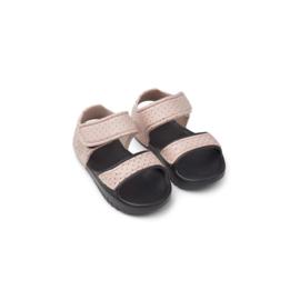 Blumer sandals little dot rose