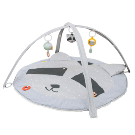 Activity play mat with arches Mr. Raccoon - Trixie