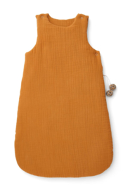 Ina sleeping bag mustard - Liewood