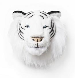 Dierenkop witte tijger