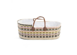 Moses basket colour (mattress incl.) - Childhome