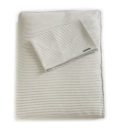 Duvet cover la linea off white
