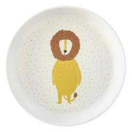 Trixie plate mr lion