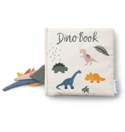 Dennis dino book - liewood