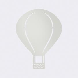 Wandlamp balloon grey