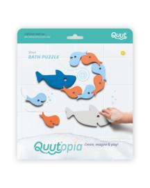 Bath puzzle sharks - Quutopia