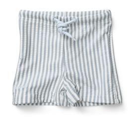 Otto swim pants sea blue stripes