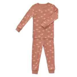 2-delige pyjama birds