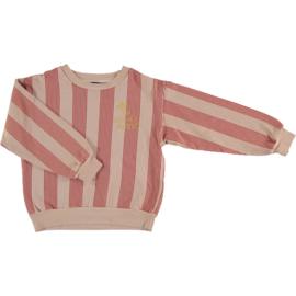 Sweatshirt multistripe