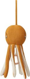 Angela music mobile octopus mustard - Liewood