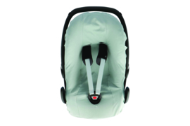 Aliz carseat cover foam - Heart of Gold