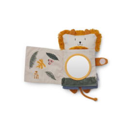 Karlo sensory book lion mix - liewood