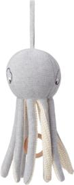 Angela music mobile octopus grey - Liewood