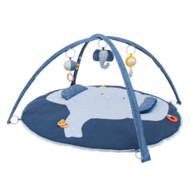 Activity play mat with arches Mrs. Elephant - Trixie