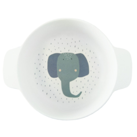 Trixie bowl with handles mrs elephant