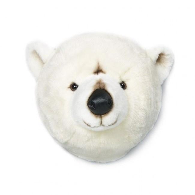 Dierenkop ijsbeer