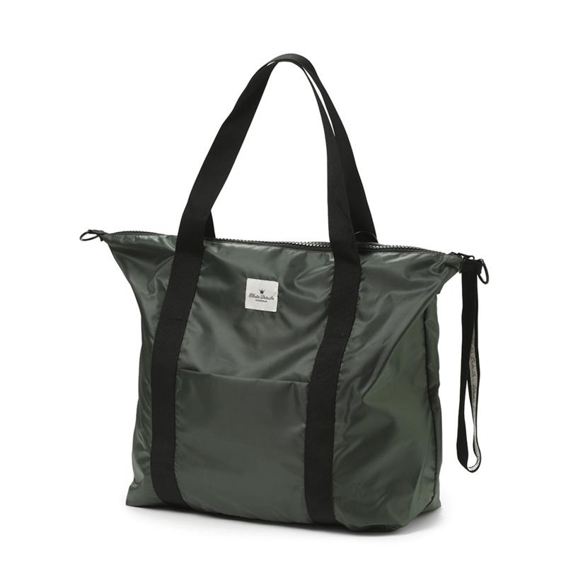 Diaper bag  valley green