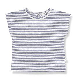 Menton t-shirt azzurro