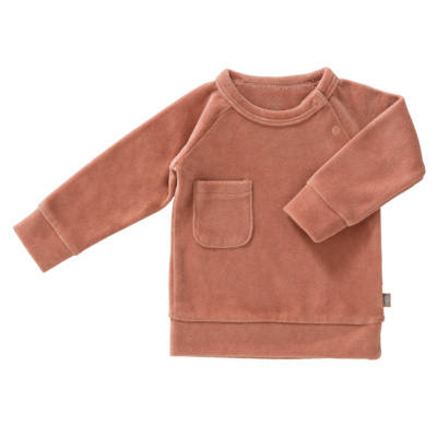 Sweater velours - fresk