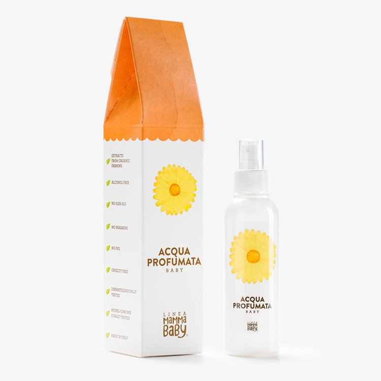 Linea mamma babywater   parfum