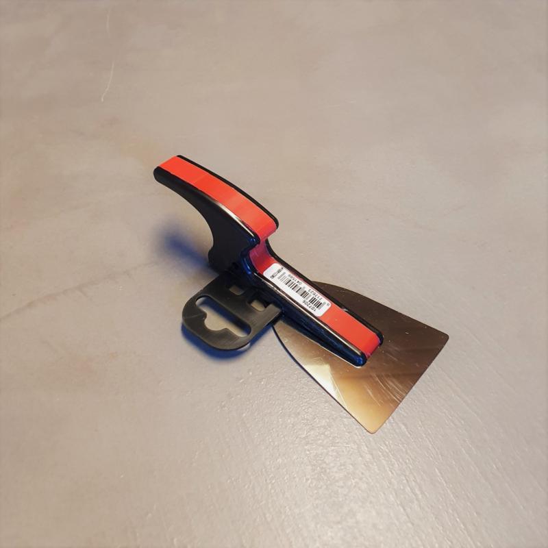 Flexibele spaan - 6 cm.