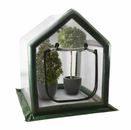 Greenyhouse kas, hoogte 2,5 meter, oppervlakte 4m2.