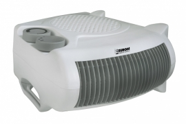 Ventilatorkachel met vorstbeveiliger 1000-2000 W incl. thermostaat