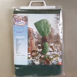 Winter vliesdoek 500 x 150 cm, dikte 34g/m2