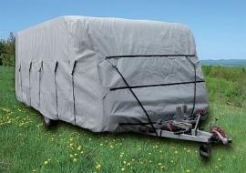Luxe Caravan beschermhoes SFS-3 materiaal  L450-500xB250xH220 cm