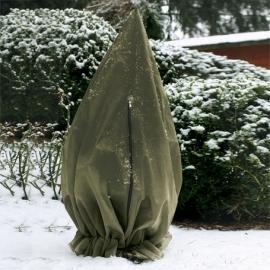 Winterbeschermhoes pyramidevorm size L Ø100 x H200 cm