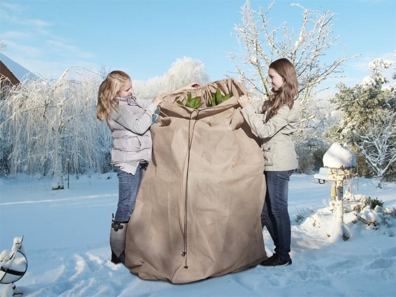 Thermische boomjas Ø 70 cm x H 150 cm + warmtesnoer met 6 meter warmtesnoer