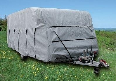 Luxe Caravan beschermhoes SFS-3 materiaal L400-450xB250xH220 cm