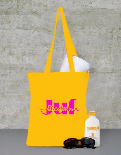 Juf /Meester tas