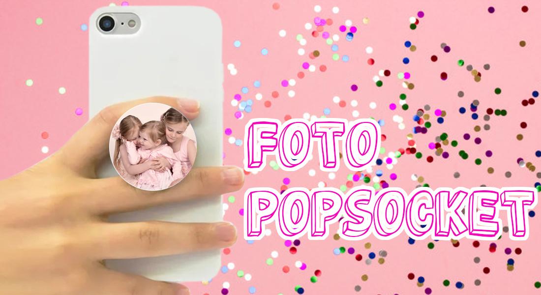 foto popsocket