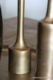 Kandelaar antiek brons L