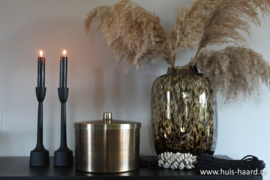 Decobox brons rond