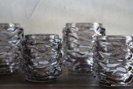 Sfeerlicht grijs glas S