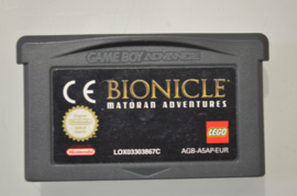 GBA Bionicle Matoran Adventures