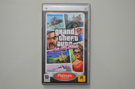 PSP Grand Theft Auto Vice City Stories (Platinum)