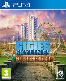 Ps4 Cities Skylines Parklife Edition [Nieuw]