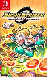 Switch Sushi Striker Way of the Sushido [Nieuw]