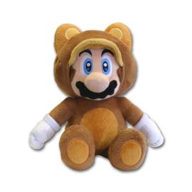 Nintendo Pluche Super Mario Bros 3 Tanooki Mario - Together+ [Nieuw]