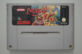 SNES Brutal Paws of Fury