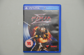 Vita Ninja Gaiden Sigma Plus